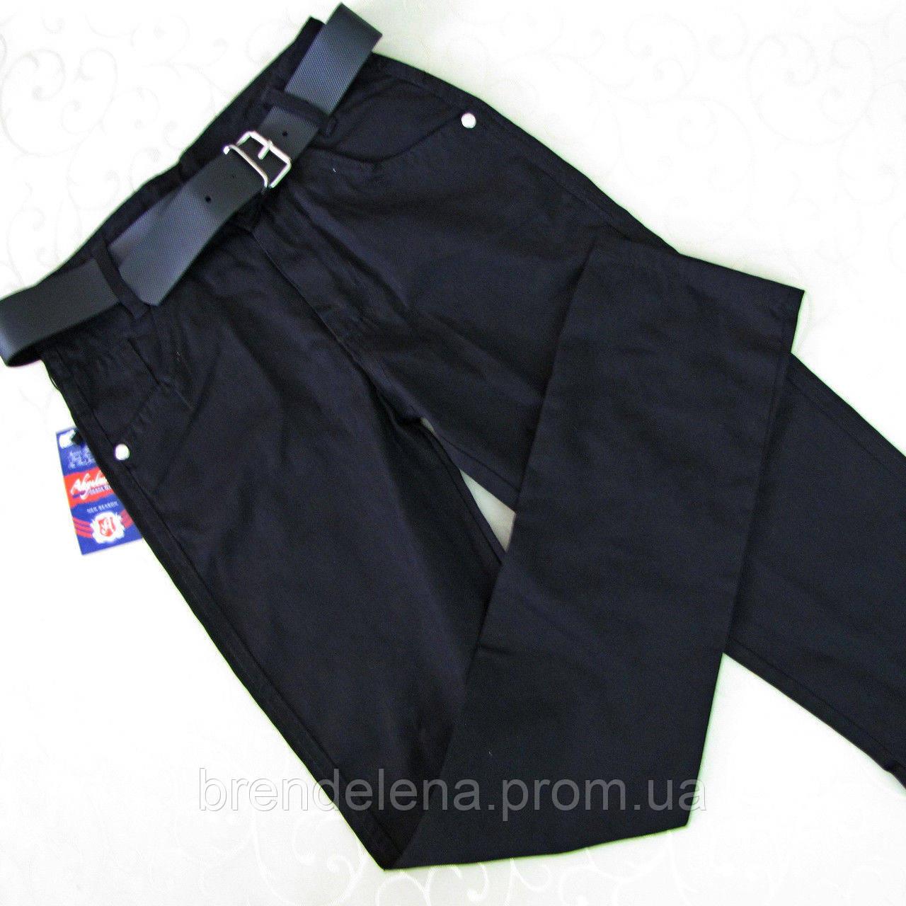 Штани для хлопчика Akyilmaz темно-сині 12 років.Туреччина