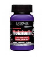 Ultimate Nutrition Melatonin 60k