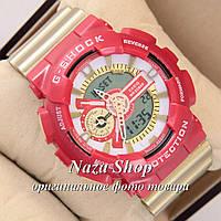 G-Shock GA-110 Gold-Red