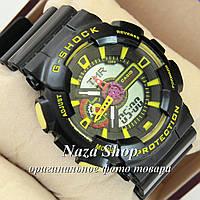 G-Shock GA-110 Black-Yellow