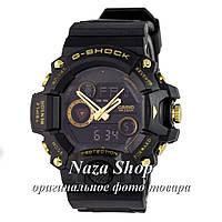 G-Shock Triple Sensor Extra Black/Gold