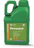 Протравитель двухкомпонентный Венцедор  - тебуконазол 25 г/л + тирам 400 г/л, пшеница, кукуруза, овес, лён