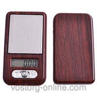 Мини ювелирные весы, карманные весы, весы МН-335/6204, Mini2, +подсветка, весы 0,01-100 гр
