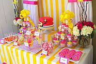 Candy bar, Сладкий стол. Организация сладких столов