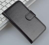Кожаный чехол для Lenovo S920 черный