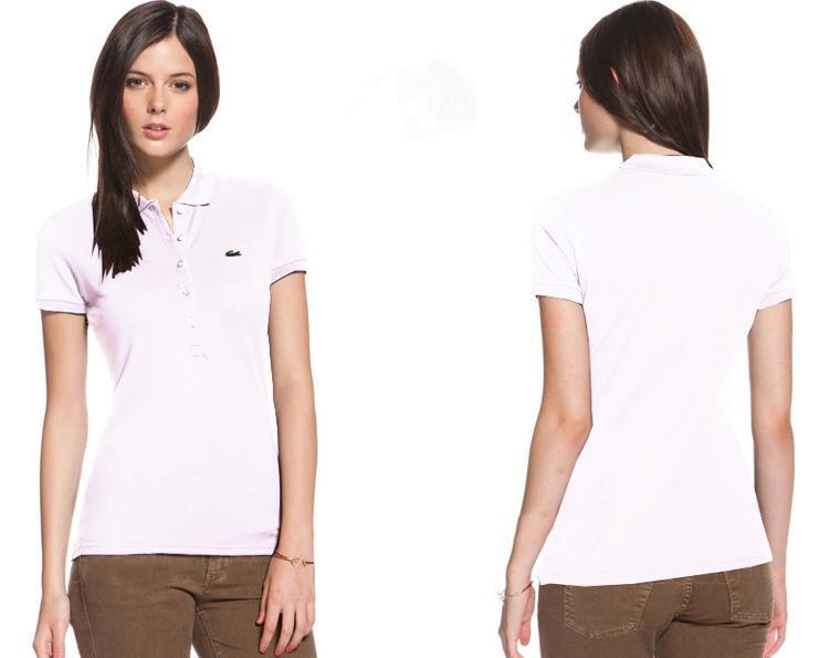 LACOSTE 5 пуговиц женские футболки поло лакоста лакосте купить в Украине -  Интернет-магазин trendy 2b7a2d4f6f5