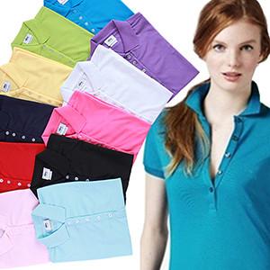 LACOSTE 5 пуговиц женские футболки поло лакоста лакосте купить в Украине. -  Интернет-магазин fc5343067b9