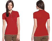LACOSTE 5 пуговиц женская футболка лакоста лакосте поло купить в Украине