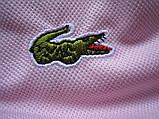 LACOSTE 5 пуговиц женская футболка поло лакоста лакосте лакост, фото 6