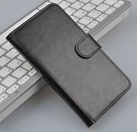 Кожаный чехол для Lenovo S960 Vibe X  черный