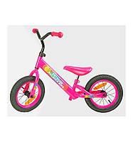 Детский велобег для девочки