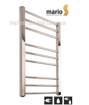 Полотенцесушитель MARIO Премиум Классик 800/540/500 водяной , фото 2