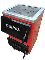 Твердотопливный Котел Carbon КСТО - 14П кВт (с плитой)
