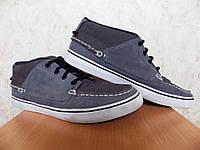 Топсайдеры высокие Globe мужские  р-р 44,5 (28,5см) (сток, Б/У) туфли  мокасины кеды