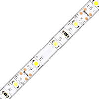 Лента светодиодная FERON LS604/ SANAN LED-RL 60SMD(3528)/m 4.8W/m 12V 5m*8*0.22mm  желтый IP65
