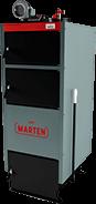 Твердотопливный отопительный котел длительного горения Marten Comfort MC-40 (Мартен 40 кВт)
