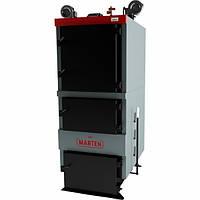 Твердотопливный отопительный котел длительного горения Marten Comfort MC-98 (Мартен 98 кВт)
