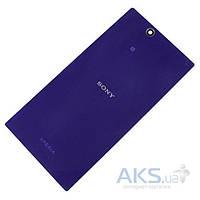 Задняя часть корпуса (крышка аккумулятора) Sony C6802 XL39h Xperia Z Ultra / C6806 Xperia Z Ultra / C6833 Xperia Z Ultra Purple