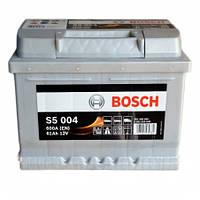Автомобильний аккумулятор Bosch 6CT-61 S5 Silver Plus (S5004)