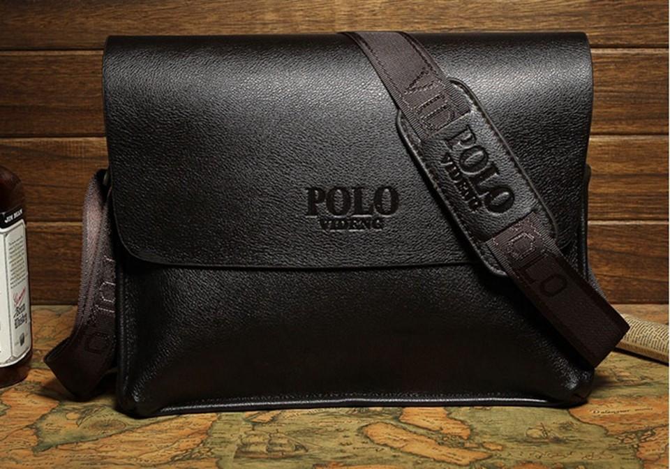 b4f1b0833bad Мужская сумка POLO videng horizontal через плечо: продажа, цена в ...