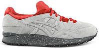 Мужские кроссовки Asics Gel Lyte V (асикс гель лайт) серые
