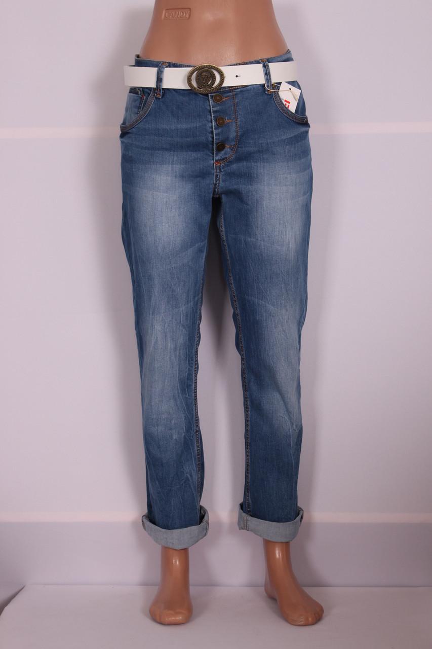 Жіночі джинси бойфренди Red Blue великого розміру 30.31.32 розміри