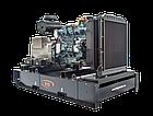 Трьохфазний дизельний генератор RID 300 B-SERIES (240 кВт) відкритий + автозапуск, фото 2
