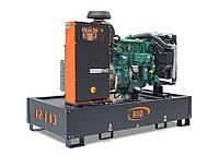 Трехфазный дизельный генератор RID 80 V-SERIES (64 кВт) открытый + автозапуск