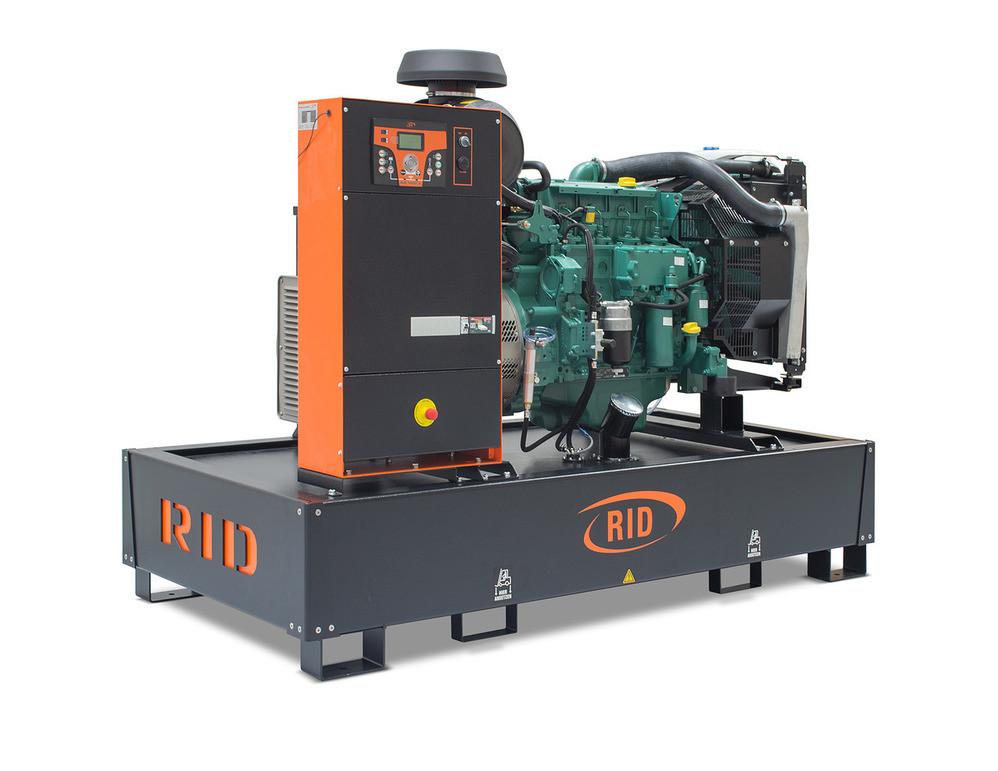 ⚡RID 150 V-SERIES (120 кВт) открытый + автозапуск