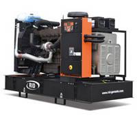 Трехфазный дизельный генератор RID 200 V-SERIES (160 кВт) открытый + автозапуск