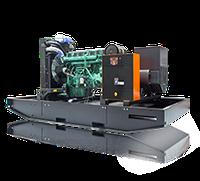 Трехфазный дизельный генератор RID 500 V-SERIES (400 кВт) открытый + автозапуск