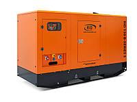 Трехфазный дизельный генератор RID 130 B-SERIES S (104 кВт) в капоте  + зимний пакет + автозапуск