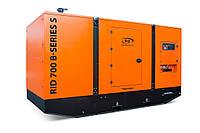 Трехфазный дизельный генератор RID 700 B-SERIES S (560 кВт) в капоте  + зимний пакет + автозапуск