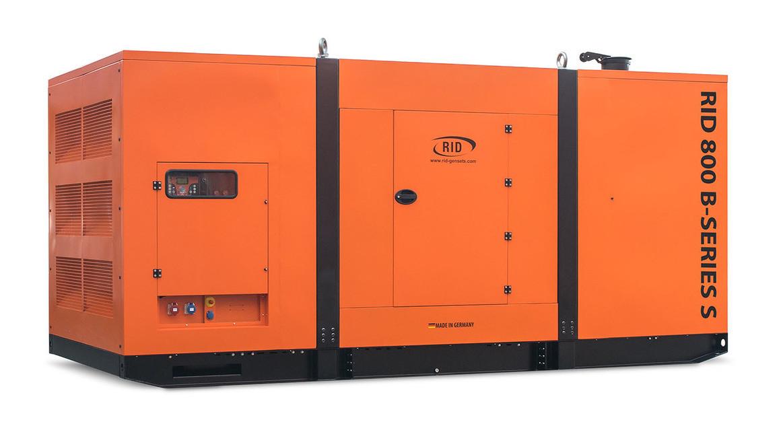 ⚡RID 800 B-SERIES S (640 кВт) в капоте + зимний пакет + автозапуск