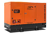 Трехфазный дизельный генератор RID 80 V-SERIES S (64 кВт) в капоте  + зимний пакет + автозапуск