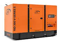 Трехфазный дизельный генератор RID 300 V-SERIES S (240 кВт) в капоте  + зимний пакет + автозапуск