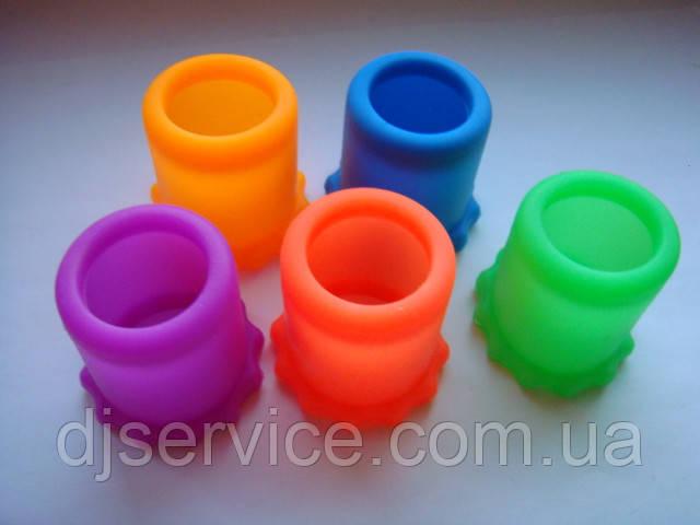 Цветная резиновая насадка для радиомикрофона  Sennheiser ew100g2, ew135g3