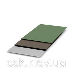 Гладкий лист Ruukki ZN 0.5