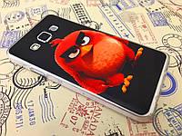 TPU чехол для Samsung Galaxy A3 A300 Рэд