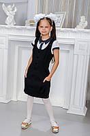 Сарафан школьный на девочку, фото 1