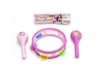 Набор музыкальных инструментов Barbie 7038 B
