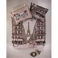 Постельное белье Karaca Home City - Paristime стеганное евро