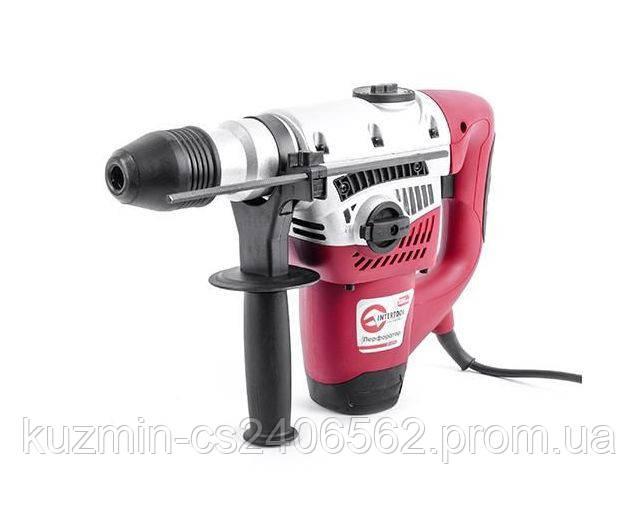 Перфоратор электрический SDSmax INTERTOOL DT-0195