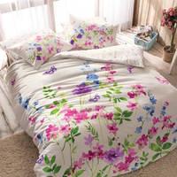 Постельное белье Тас Bambu cotton - Melrose розовое евро
