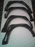 Расширители колесных арок  ВАЗ 2121 (квадратные)