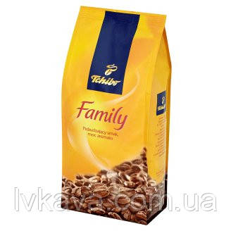 Кофе молотый Tchibo Family,  450 г