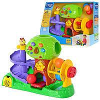 Музыкальная игрушка Дерево-горка 4 шарика VTech 146203
