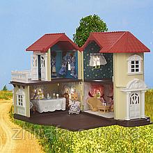 Уютный домик Happy family 012-01