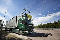 Швеция открывает первую в мире электрическую дорогу
