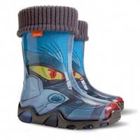 Гумові чобітки (резиновые сапоги) Demar Трансформер